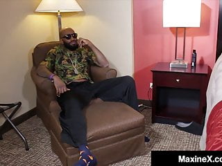 Maxine x porn vids Interracial ho maxine x fucks another big black cock