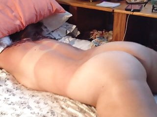 Drunk and getting fucked - Drunk wife gets horny and masturbates for husbands friend.