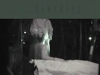 Adult hypocrisy - Adult theater slut goes dogging in the night