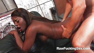 Raw Fucking Sex - Ebony Jasmine Webb Inspect BWC