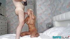 Date Slam - Fucked 22yo blonde babe in Bali - Part 2