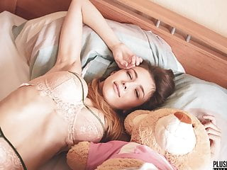 Nude family photos - Mila azul nude model erotic photo shoot fpr plushies tv