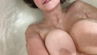 Bathing Masturbation