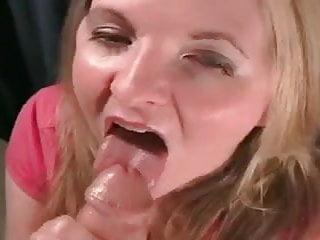 Busty wifeys sucking group - Wifey busty slut cock pleaser