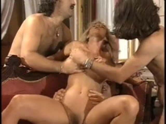 Milf Anal Casting Threesome