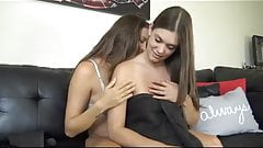 Gorąca lesbijska laktacja 2