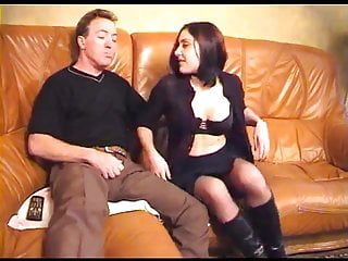 Huge oldman sex archieves French brunette with oldman