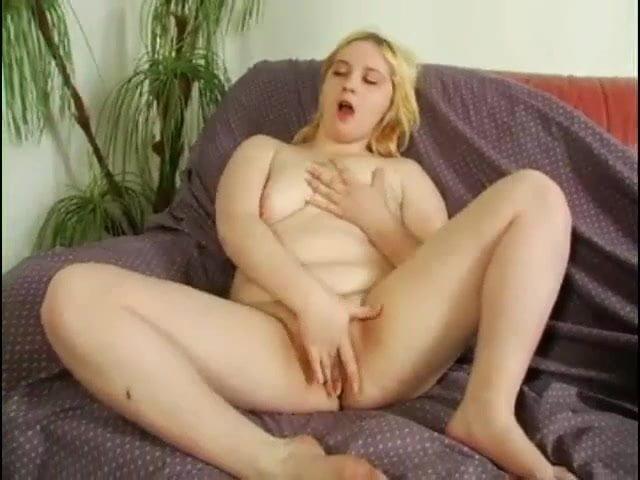 Sexy Chubby Blonde Teen