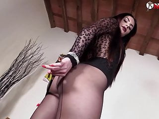 Sexy tie tease orgasm control story Goddess ambra orgasm control while smoking a cigarette
