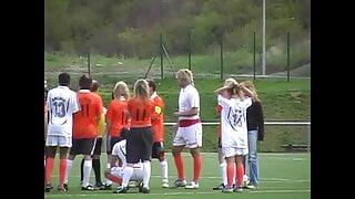Football Orgy in Prague - VOL 04