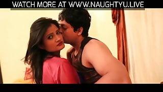 Hot Sexy Bhabhi get fucked by Husband Friend