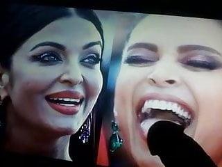 Aishwarya rai hot ass Aishwarya rai and deepika cum tribute