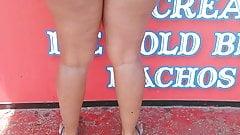 Big fat Latina Milf Ass