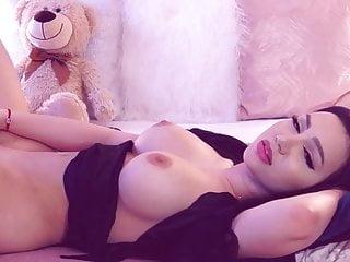 Romanian teens model - Sexy romanian model teases and masturbates