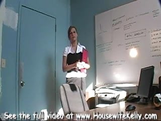 Sex in the bombproof - Sexy secretary sex in the office