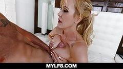 Naughty Milf Fucks Her Young Neighbor