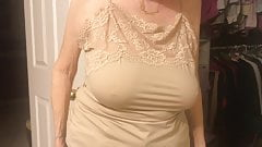 Huge 84 Year Old Granny Tits!