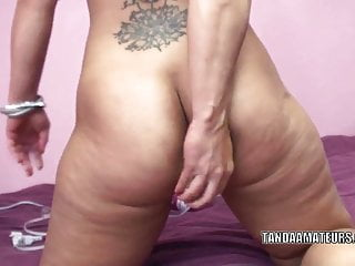 Sex videos mature housewifes Horny housewife skylar rae pounds her ass with a toy