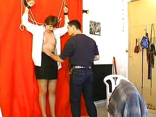 Male dildo punishment Bdsm male dom