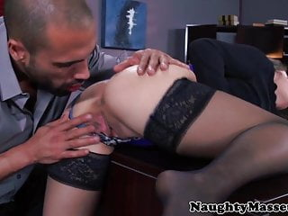Porn video tube freedom Bunny freedom fucking in her stockings