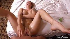 Mature Topless DJ anal sex