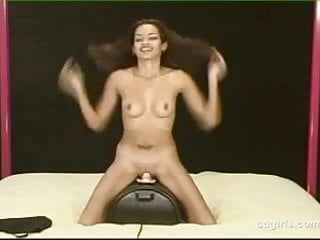 Daisy marie interracial - Daisy marie rides the sybian