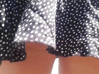 Free milf short skirt - Young milf short skirt sexy legs