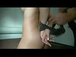 Cum in pain sinsearch tied balls Tied blonde painful anal
