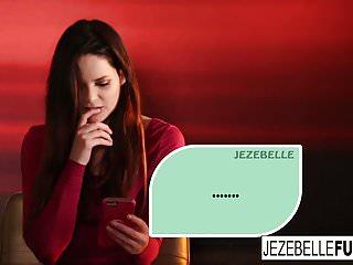 Jezebel stripper Jezebelle bond lesbian fuck