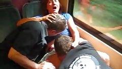 German train ride