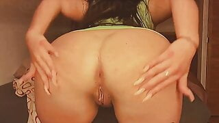 Juicy Pussy Pawg Twerks Fat Ass