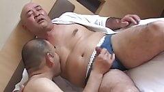 Japanese daddies 6