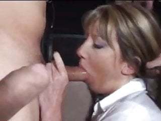 Ecoulement vaginal Double anal double vaginal triple penetration