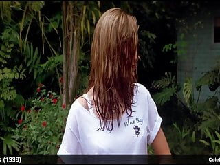 Neve campbell ass Denise richards, neve campbell theresa russell nude sex