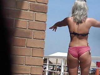 Best padded bikinis - Best asses on beach