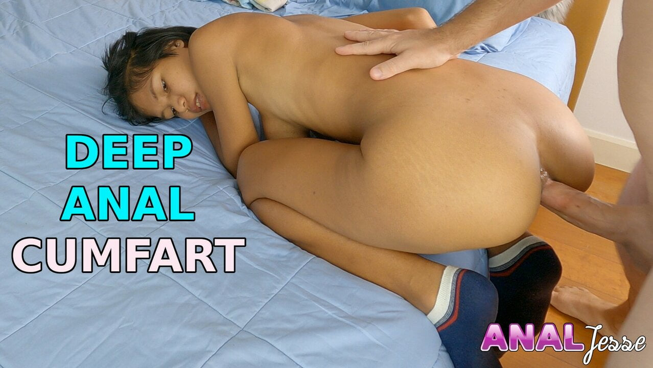 Free download & watch deep anal for cute asian teen with socks xhp yoH porn movies