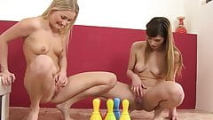Two Babes And Sex Toys With Pee Clip by FetishGreg88