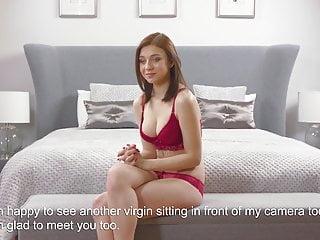 Orgasm pussy virgin Mashka singer hot virgin masturbation