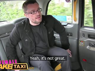 Reporter porn video - Female fake taxi reporter receives hot sex scoop