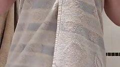 Towel reveal