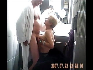 Playing with breast - Playing with her breasts