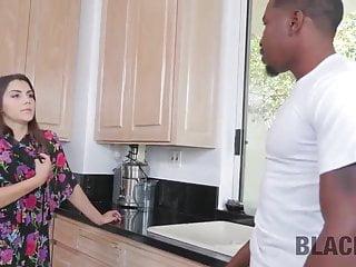 Black plumber sex Real slut valentine seduces plumber for hot interracial sex