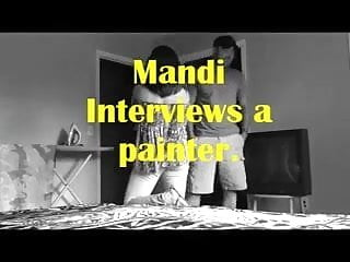 Milf interview fuck video Milf interview a painter