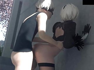 Latina sex cartoon Nier sex cartoon porn hentai
