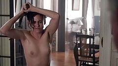 Kristen Stewart Topless in 'Lizzie' On ScandalPlanet.Com