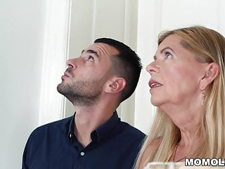 Older black woman hairy pussies - Older woman plowed by young buck