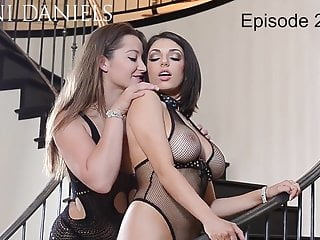 Urban sex party Urban lesbians episode 2 dani daniel darcie dolce