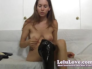 Orgasms with different type of vaginas I masturbate in lots of different types of gloves