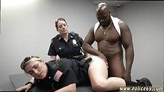 MILF Titten-Creampie und Amateur versteckte MILF Polizisten - echtmilf