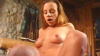 Young and Anal